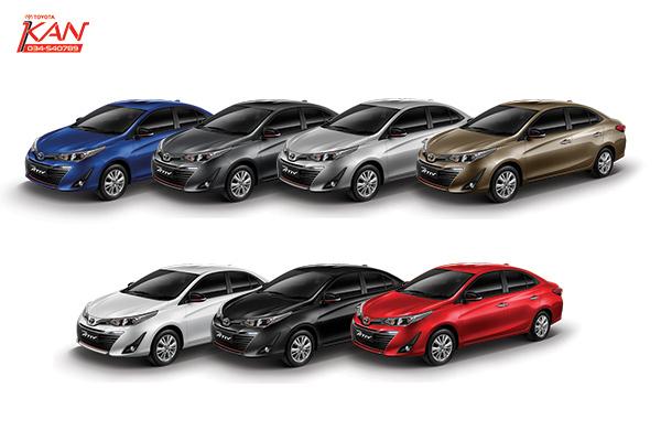 2- รีวิว Yaris ATIV Eco Car น้องใหม่ Option จัดเต็ม
