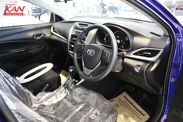 IMG_7297-copy รีวิว Yaris ATIV Eco Car น้องใหม่ Option จัดเต็ม