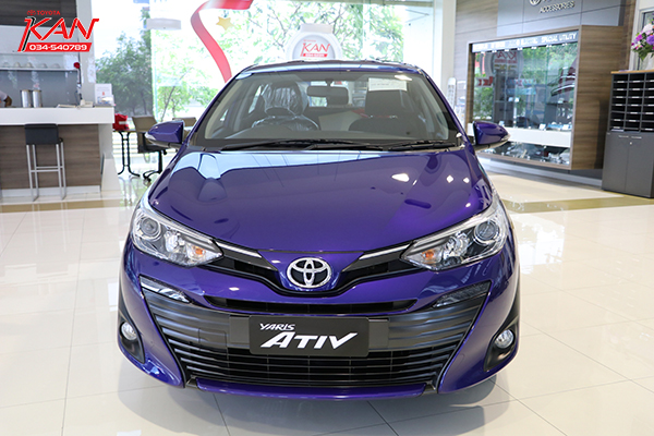 IMG_7303-copy รีวิว Yaris ATIV Eco Car น้องใหม่ Option จัดเต็ม