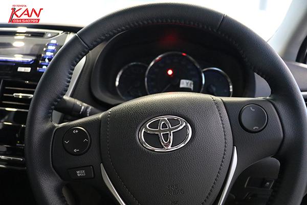 IMG_7338-copy รีวิว Yaris ATIV Eco Car น้องใหม่ Option จัดเต็ม