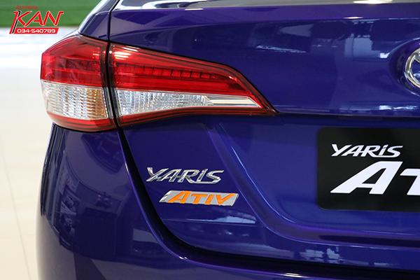 IMG_7351-copy รีวิว Yaris ATIV Eco Car น้องใหม่ Option จัดเต็ม