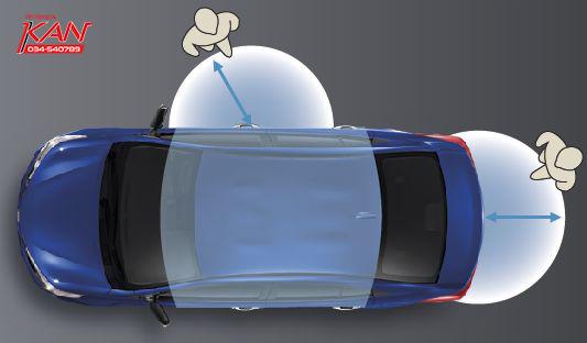 Smart-Entry-copy รีวิว Yaris ATIV Eco Car น้องใหม่ Option จัดเต็ม
