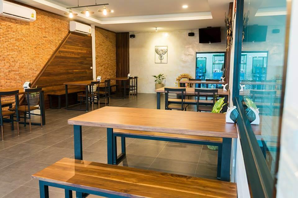 เพนียด Restaurant & coffee