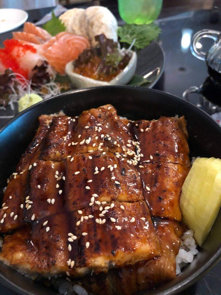 """Unagi-Don-768x1024 เอาใจ คนรัก อาหารญี่ปุ่น ที่ """"NINJA CAFE'"""""""