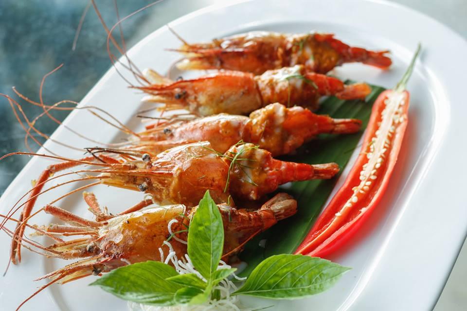 -กาญจนบุรี-06 ดินเนอร์กับคนพิเศษกันที่ Peppers Restaurant