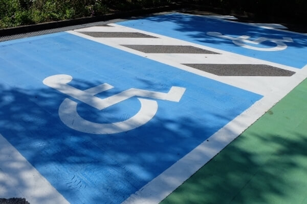 """1-7ecc จอดรถ ในที่จอดรถ""""คนพิการ"""" ผิดกฎหมายหรือไม่?!"""