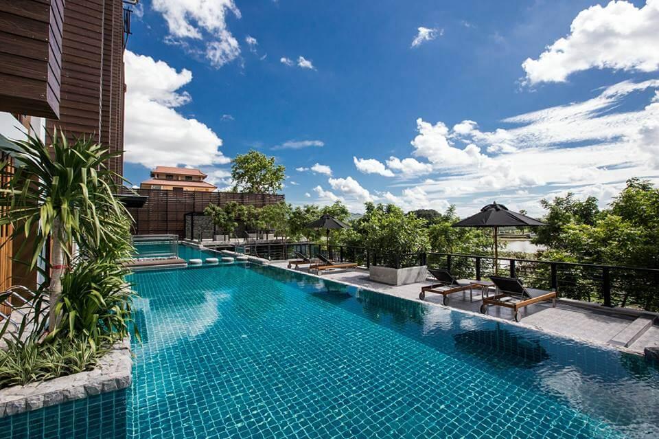 32588546_1678669795535524_1724481235369066496_n NATEE The Riverfront Hotel Kanchanaburi