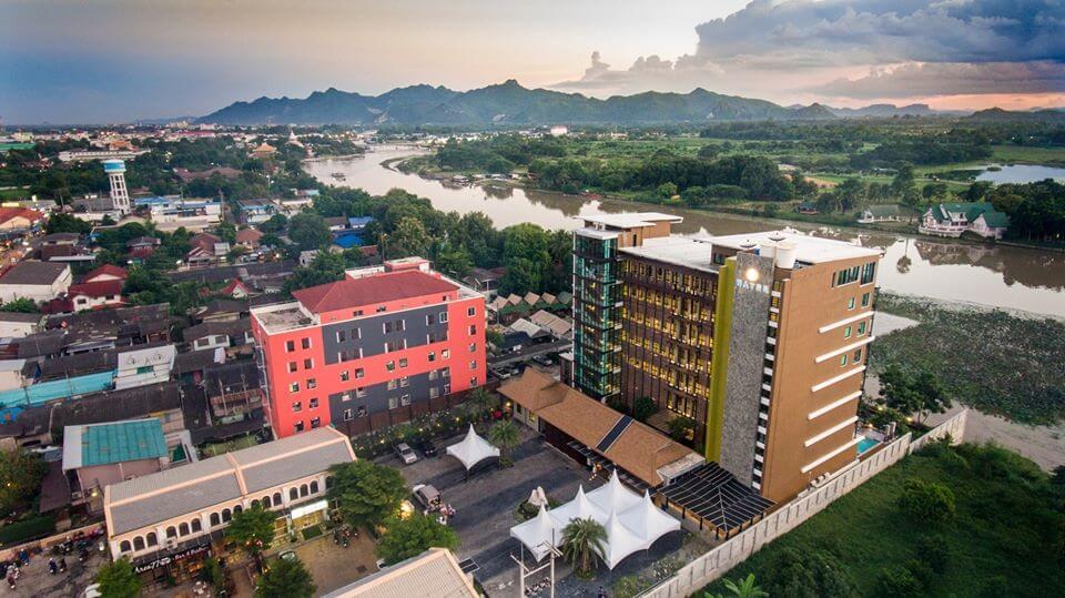 42787961_1866058990129936_4009694893889814528_n NATEE The Riverfront Hotel Kanchanaburi