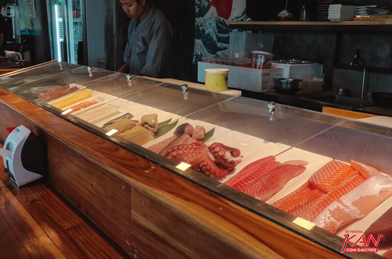 04-1 ร้านอาหารญี่ปุ่น Okinaki Japanese Fusion Cuisine
