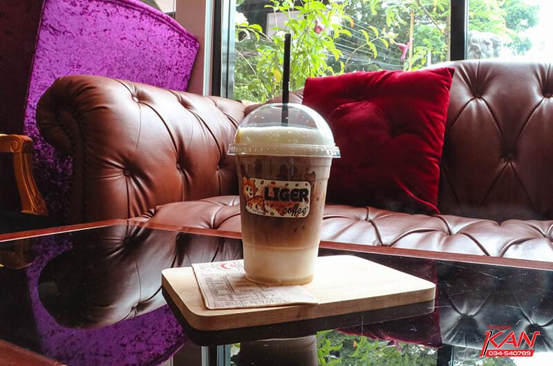 15 Liger coffee คาเฟ่กลางป่ากับบาริสต้าอารมณ์ดี