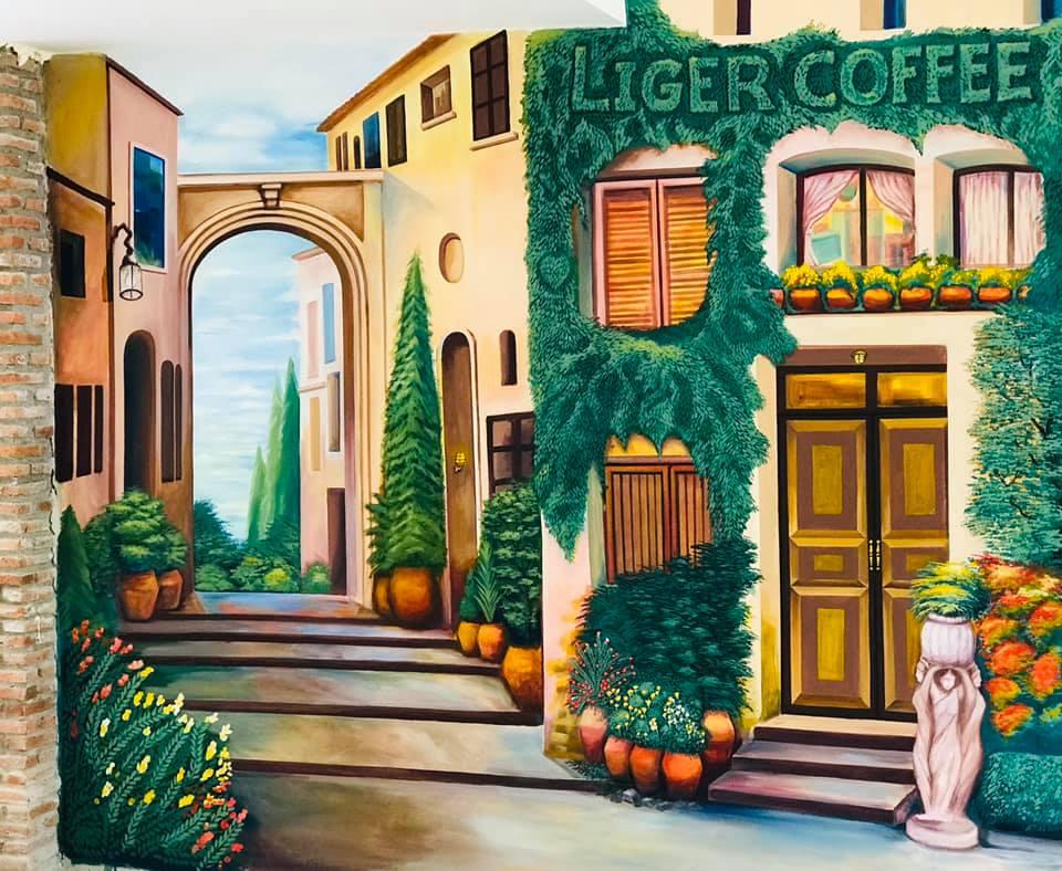 67541713_459324431519623_3555636143972155392_n Liger coffee คาเฟ่กลางป่ากับบาริสต้าอารมณ์ดี