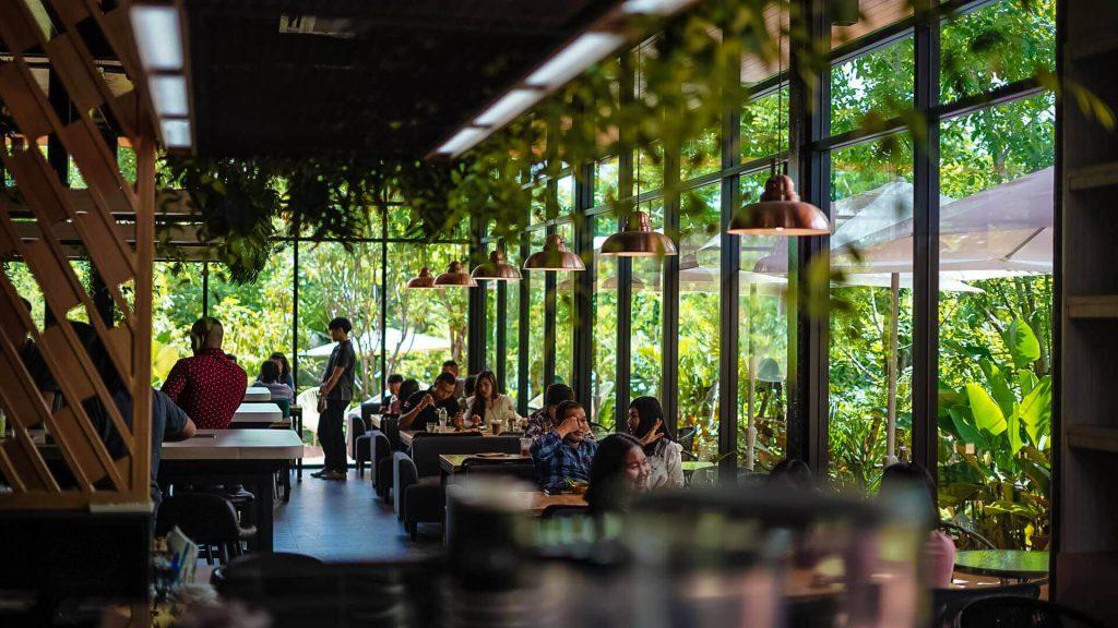 67390380_372133086780998_1040189603908157440_o-1024x576 Rainforest Café คาเฟ่เปิดใหม่ สไตล์ป่า