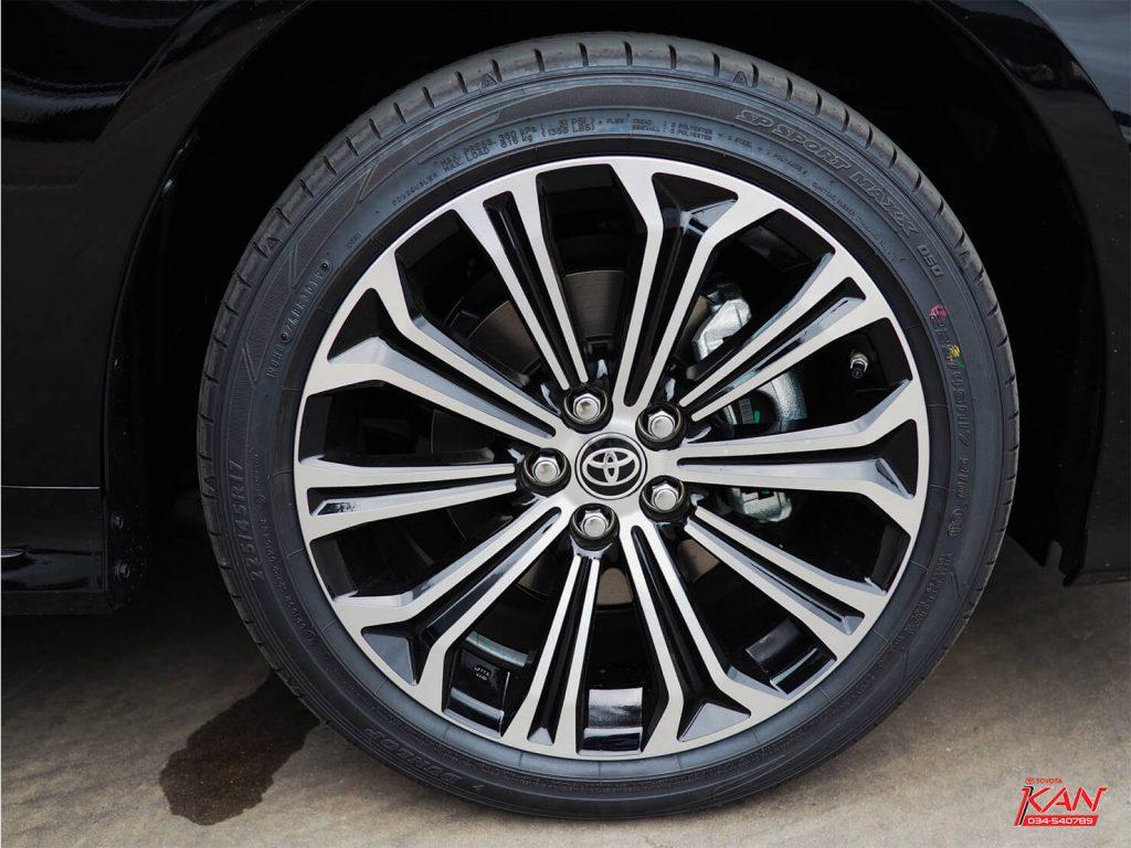 Altis-Hybrid_๑๙๐๙๑๒_0002-1024x768 รีวิว All-new Toyota Corolla Altis 2019