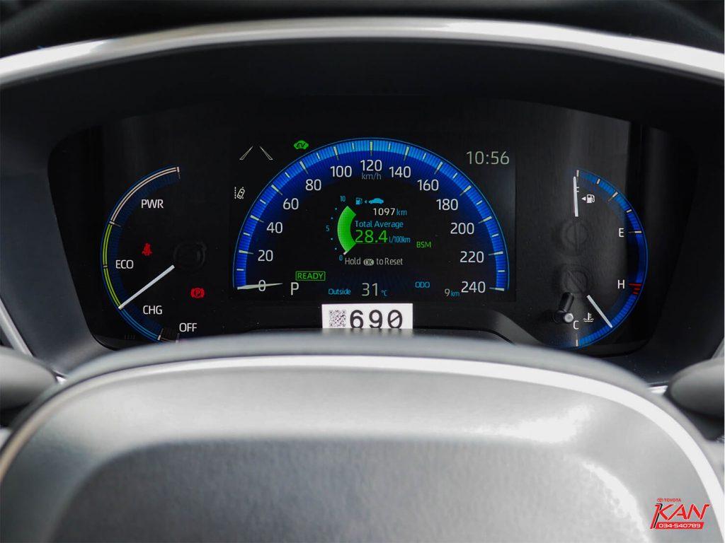 Altis-Hybrid_๑๙๐๙๑๒_0015-1024x768 รีวิว All-new Toyota Corolla Altis 2019