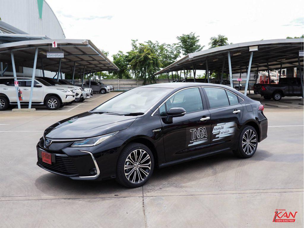Altis-Hybrid_๑๙๐๙๑๒_0036-1024x768 รีวิว All-new Toyota Corolla Altis 2019