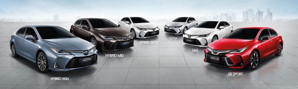 choose-1024x306 รีวิว All-new Toyota Corolla Altis 2019
