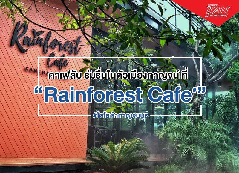 rain-forest-800x577 Rainforest Café คาเฟ่เปิดใหม่ สไตล์ป่า
